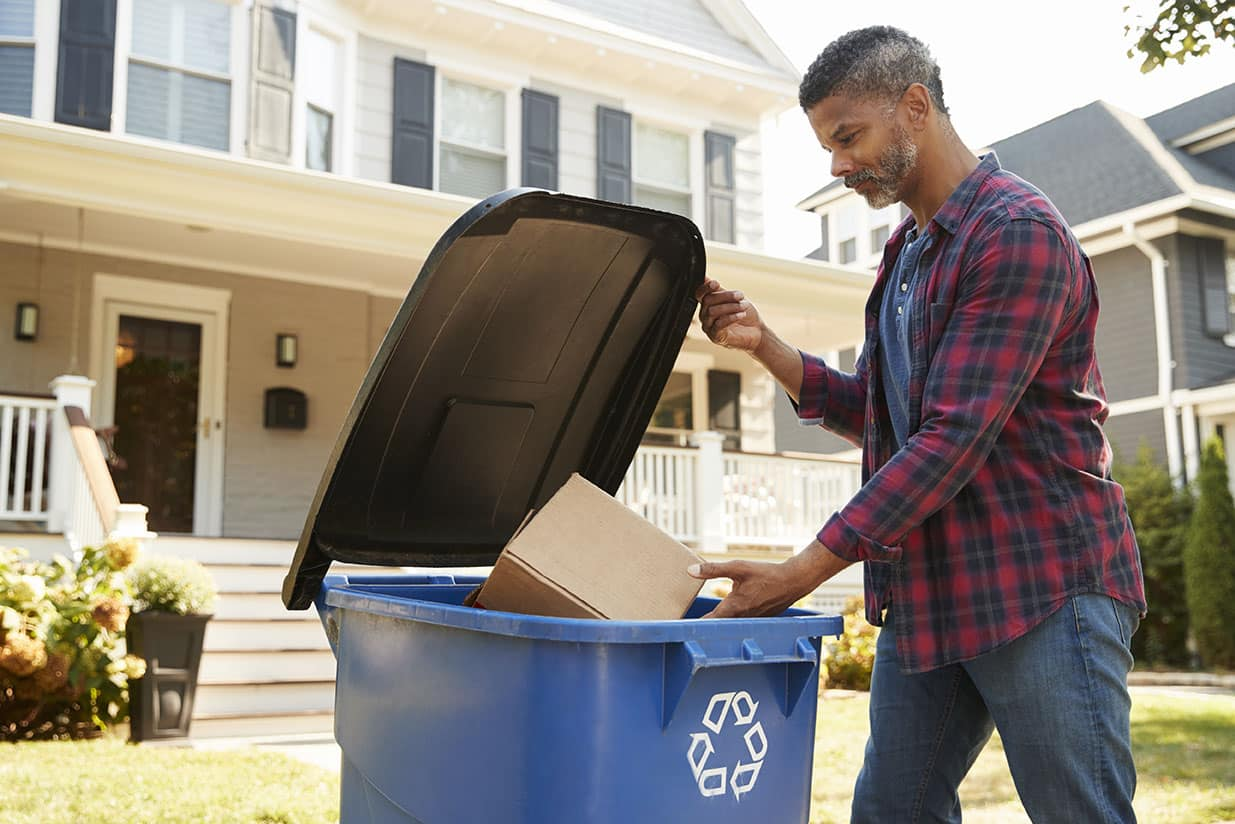 Millier's Quality Recycling Residential Recycling